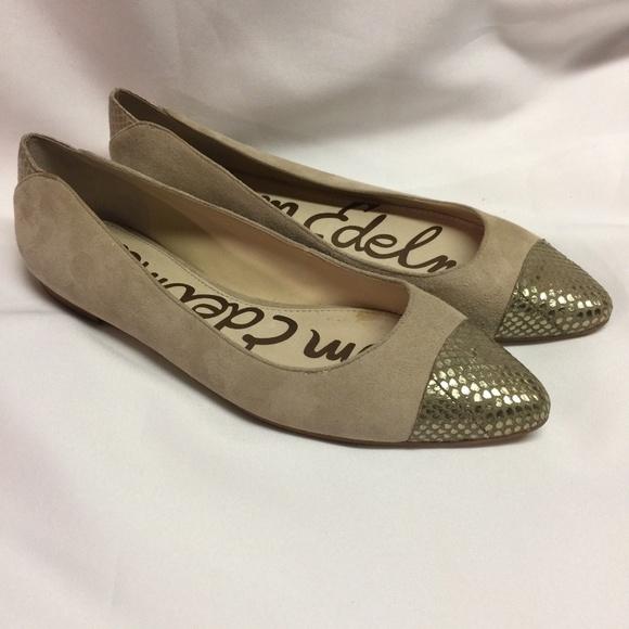 e3bf60c194662 Sam Edelman Women s Size 7.5 Ballet Flats. M 5ba40d423c984485480075e6